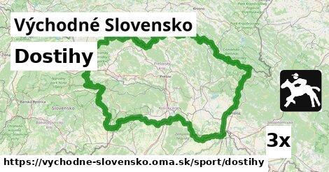 dostihy v Východné Slovensko