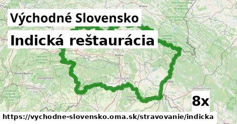 ilustračný obrázok k Indická reštaurácia, Východné Slovensko