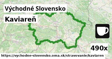 ilustračný obrázok k Kaviareň, Východné Slovensko