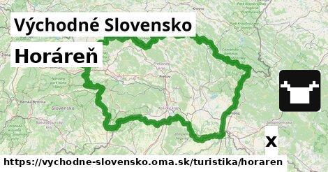 ilustračný obrázok k Horáreň, Východné Slovensko