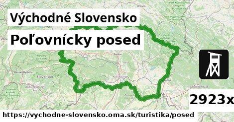 poľovnícky posed v Východné Slovensko