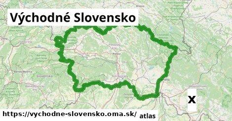 strom v Východné Slovensko