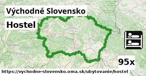 hostel v Východné Slovensko