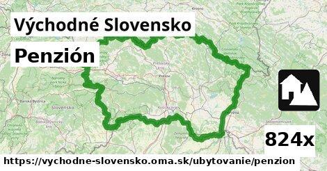 ilustračný obrázok k Penzión, Východné Slovensko