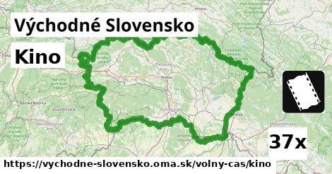 kino v Východné Slovensko