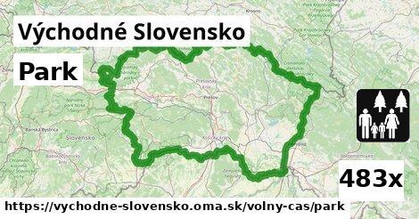 ilustračný obrázok k Park, Východné Slovensko