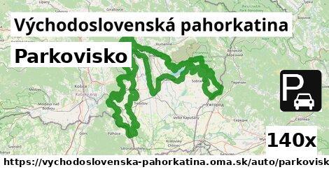 ilustračný obrázok k Parkovisko, Východoslovenská pahorkatina