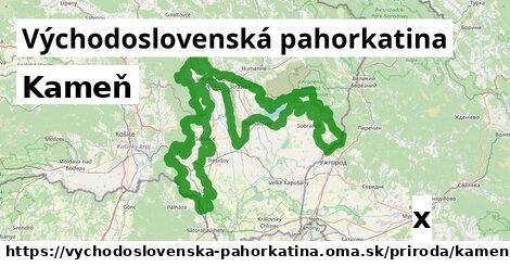 ilustračný obrázok k Kameň, Východoslovenská pahorkatina