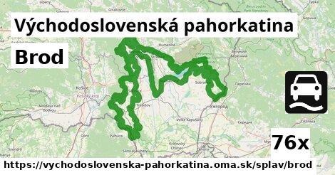 ilustračný obrázok k Brod, Východoslovenská pahorkatina
