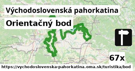 ilustračný obrázok k Orientačný bod, Východoslovenská pahorkatina