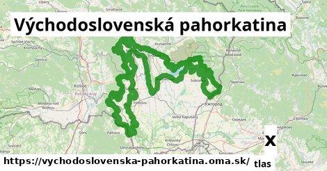 ilustračný obrázok k Strom, Východoslovenská pahorkatina