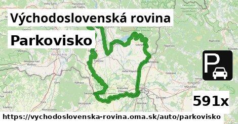 ilustračný obrázok k Parkovisko, Východoslovenská rovina