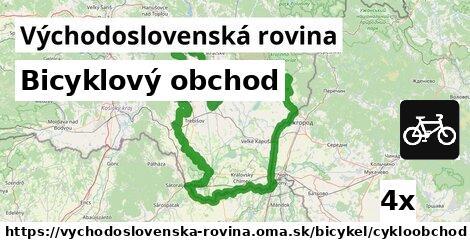 ilustračný obrázok k Bicyklový obchod, Východoslovenská rovina