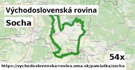 ilustračný obrázok k Socha, Východoslovenská rovina