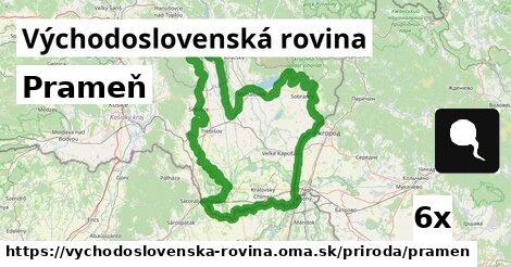 ilustračný obrázok k Prameň, Východoslovenská rovina