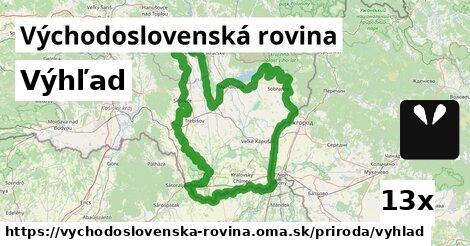 ilustračný obrázok k Výhľad, Východoslovenská rovina