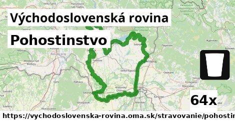 ilustračný obrázok k Pohostinstvo, Východoslovenská rovina
