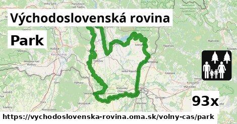 ilustračný obrázok k Park, Východoslovenská rovina