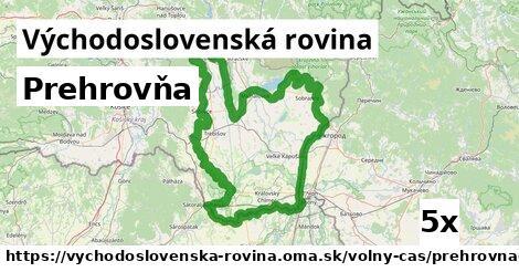 ilustračný obrázok k Prehrovňa, Východoslovenská rovina