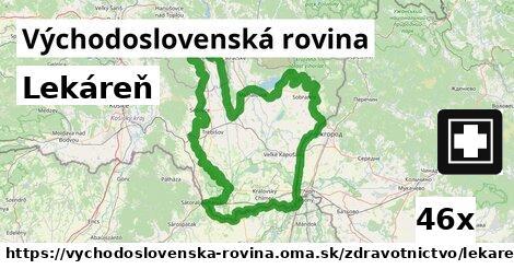 ilustračný obrázok k Lekáreň, Východoslovenská rovina