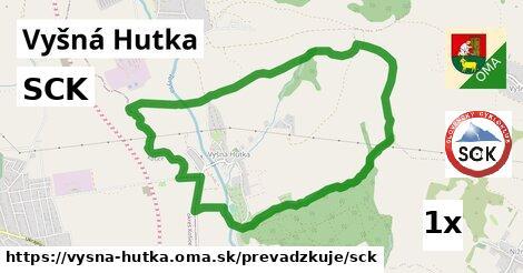 ilustračný obrázok k SCK, Vyšná Hutka