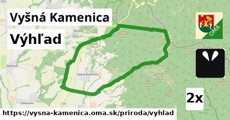 ilustračný obrázok k Výhľad, Vyšná Kamenica