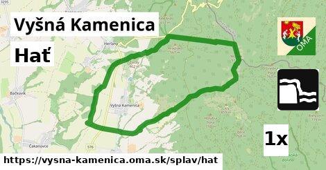 ilustračný obrázok k Hať, Vyšná Kamenica