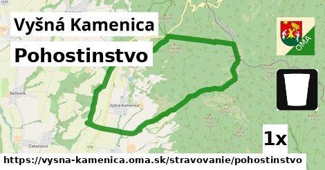 ilustračný obrázok k Pohostinstvo, Vyšná Kamenica