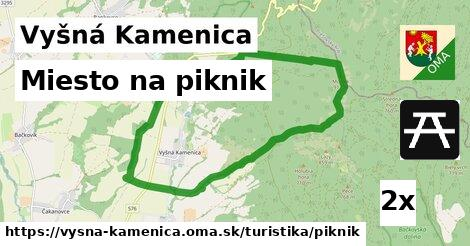 ilustračný obrázok k Miesto na piknik, Vyšná Kamenica