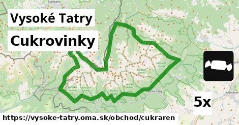ilustračný obrázok k Cukrovinky, Vysoké Tatry