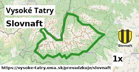ilustračný obrázok k Slovnaft, Vysoké Tatry