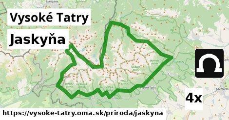 ilustračný obrázok k Jaskyňa, Vysoké Tatry