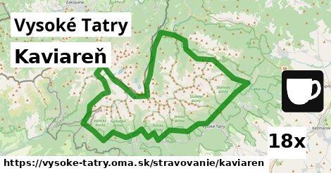 ilustračný obrázok k Kaviareň, Vysoké Tatry
