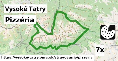 ilustračný obrázok k Pizzéria, Vysoké Tatry