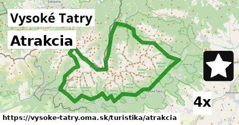ilustračný obrázok k Atrakcia, Vysoké Tatry