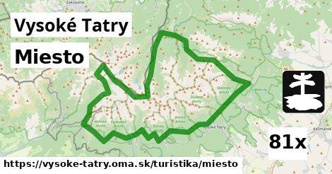 ilustračný obrázok k Miesto, Vysoké Tatry