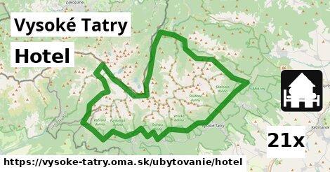 ilustračný obrázok k Hotel, Vysoké Tatry