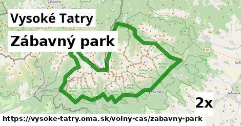 ilustračný obrázok k Zábavný park, Vysoké Tatry