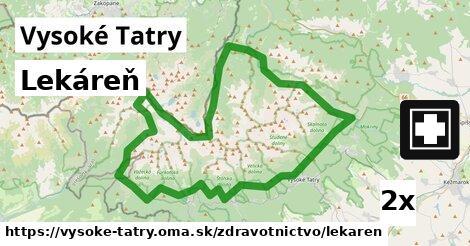 ilustračný obrázok k Lekáreň, Vysoké Tatry