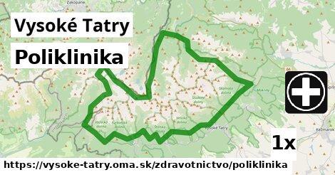 ilustračný obrázok k Poliklinika, Vysoké Tatry