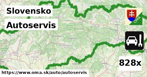 ilustračný obrázok k Autoservis, Slovensko