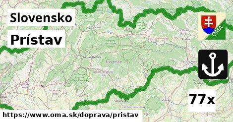 ilustračný obrázok k Prístav, Slovensko