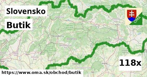 ilustračný obrázok k Butik, Slovensko