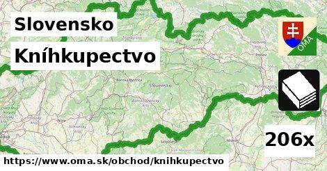 ilustračný obrázok k Kníhkupectvo, Slovensko
