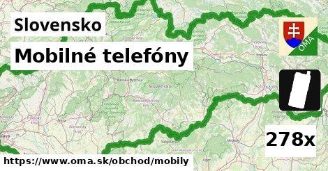 ilustračný obrázok k Mobilné telefóny, Slovensko