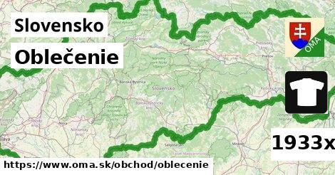 ilustračný obrázok k Oblečenie, Slovensko