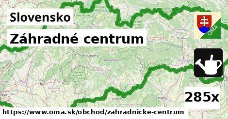 ilustračný obrázok k Záhradné centrum, Slovensko