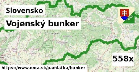 ilustračný obrázok k Vojenský bunker, Slovensko