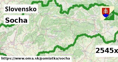 ilustračný obrázok k Socha, Slovensko