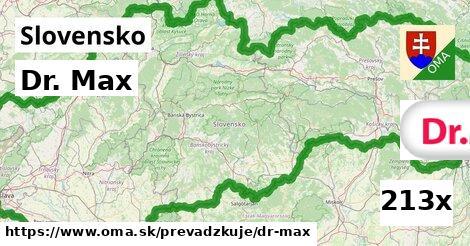 ilustračný obrázok k Dr. Max, Slovensko